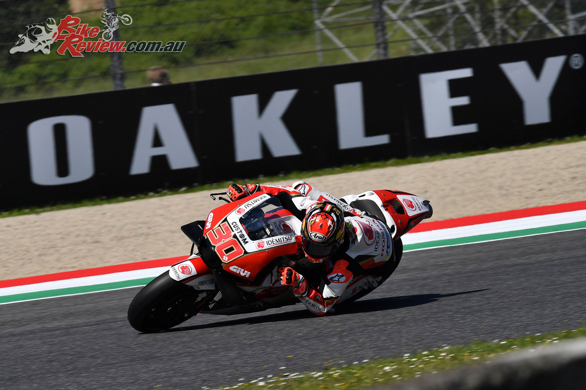 Takaaki Nakagami - 2019 MotoGP Round 6 Mugello