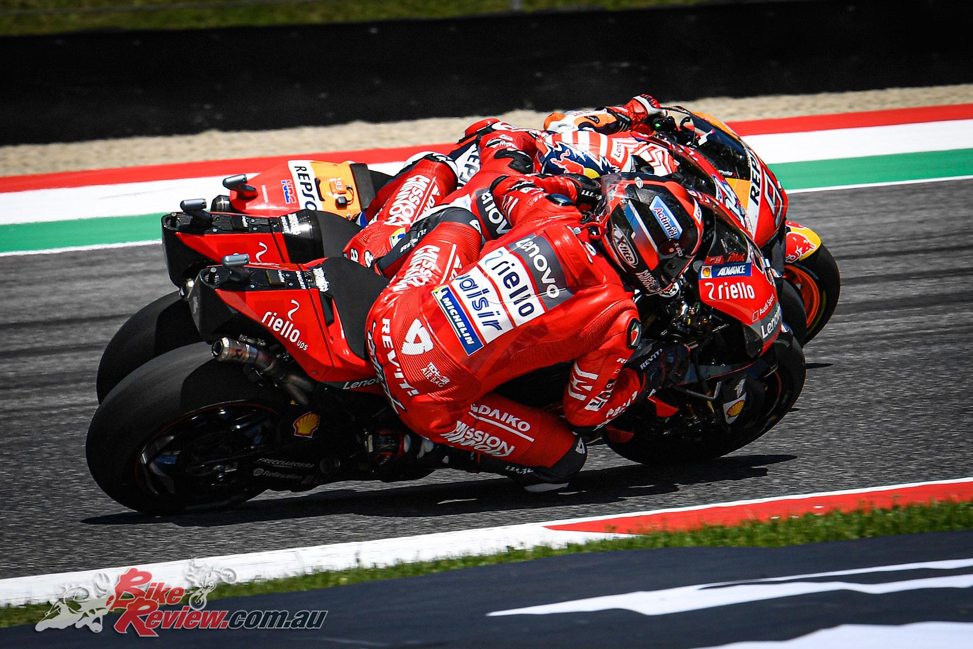 Danilo Petrucci - 2019 MotoGP Round 6 Mugello
