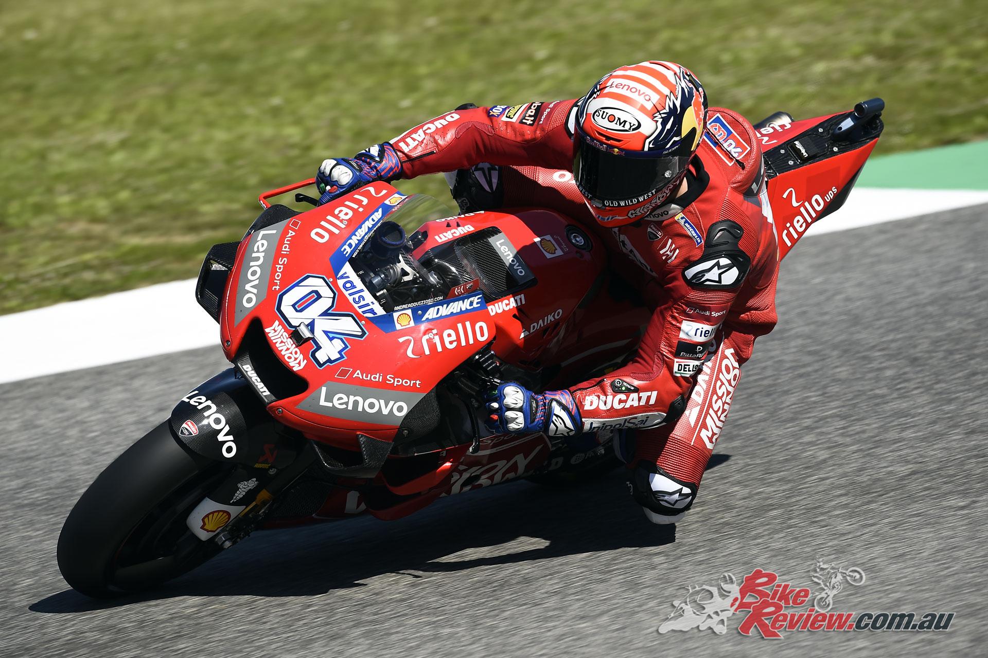 Andrea Dovizioso - Mugello MotoGP 2019
