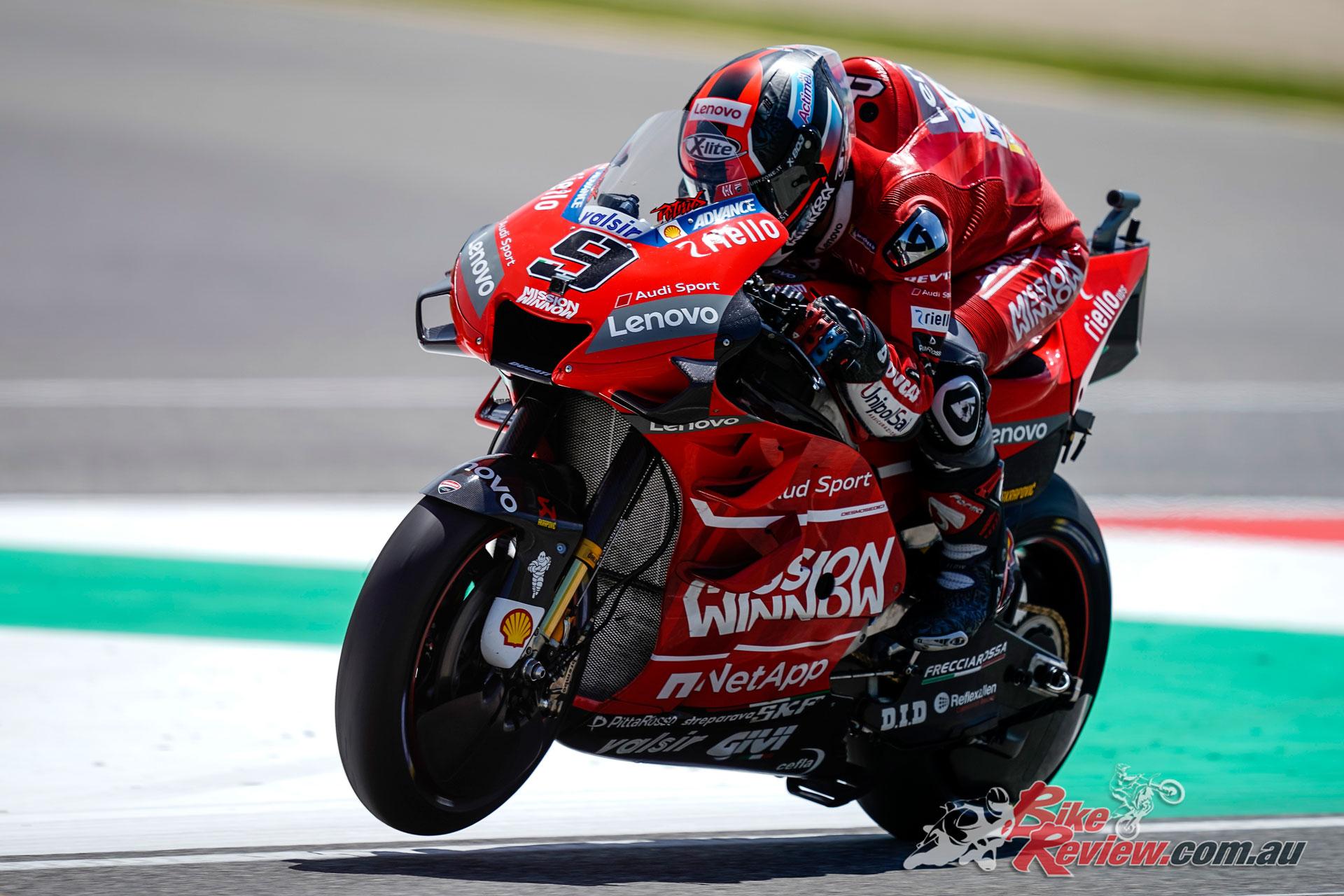 Danilo Petrucci - Mugello MotoGP 2019