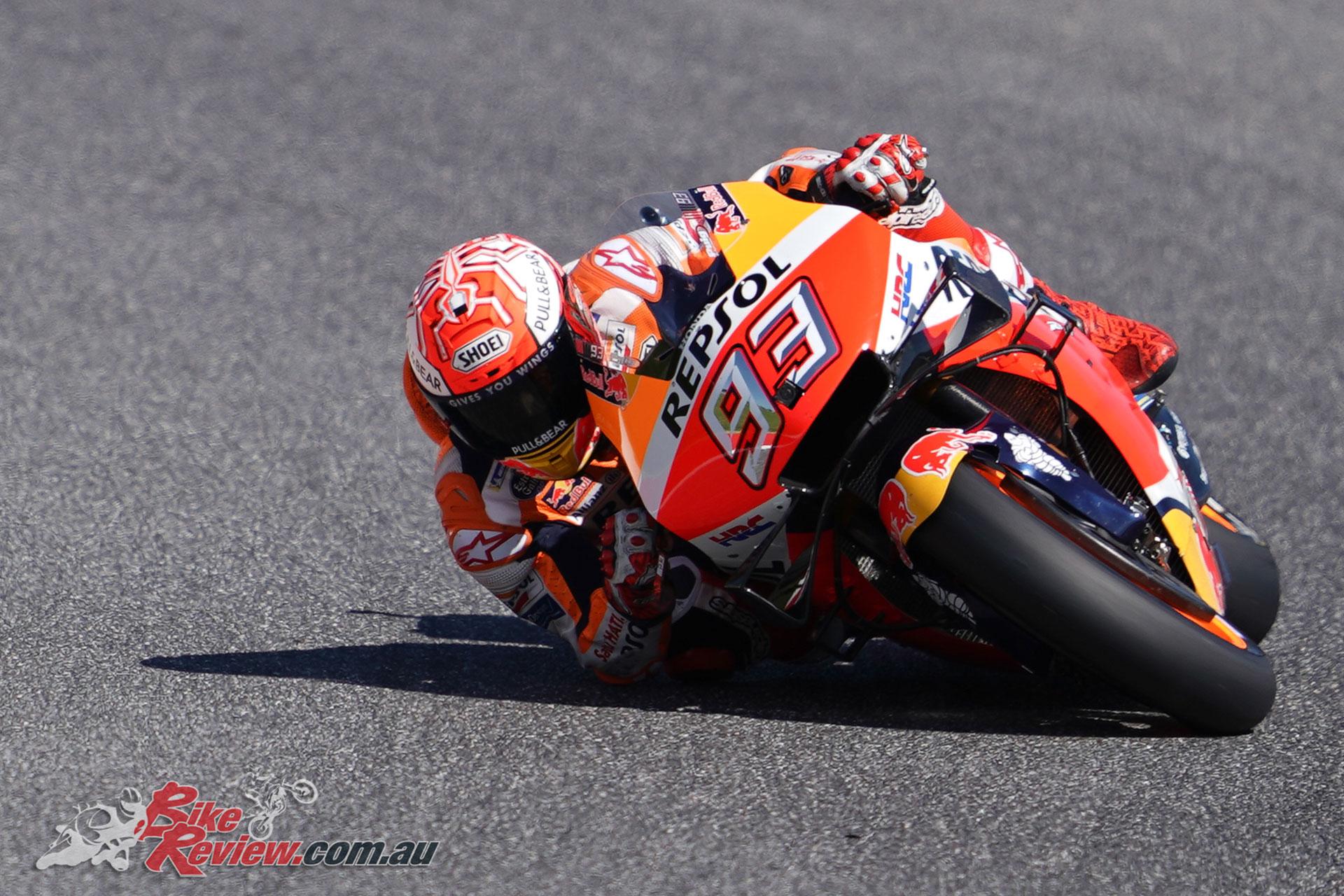 Marc Marquez - Mugello MotoGP 2019