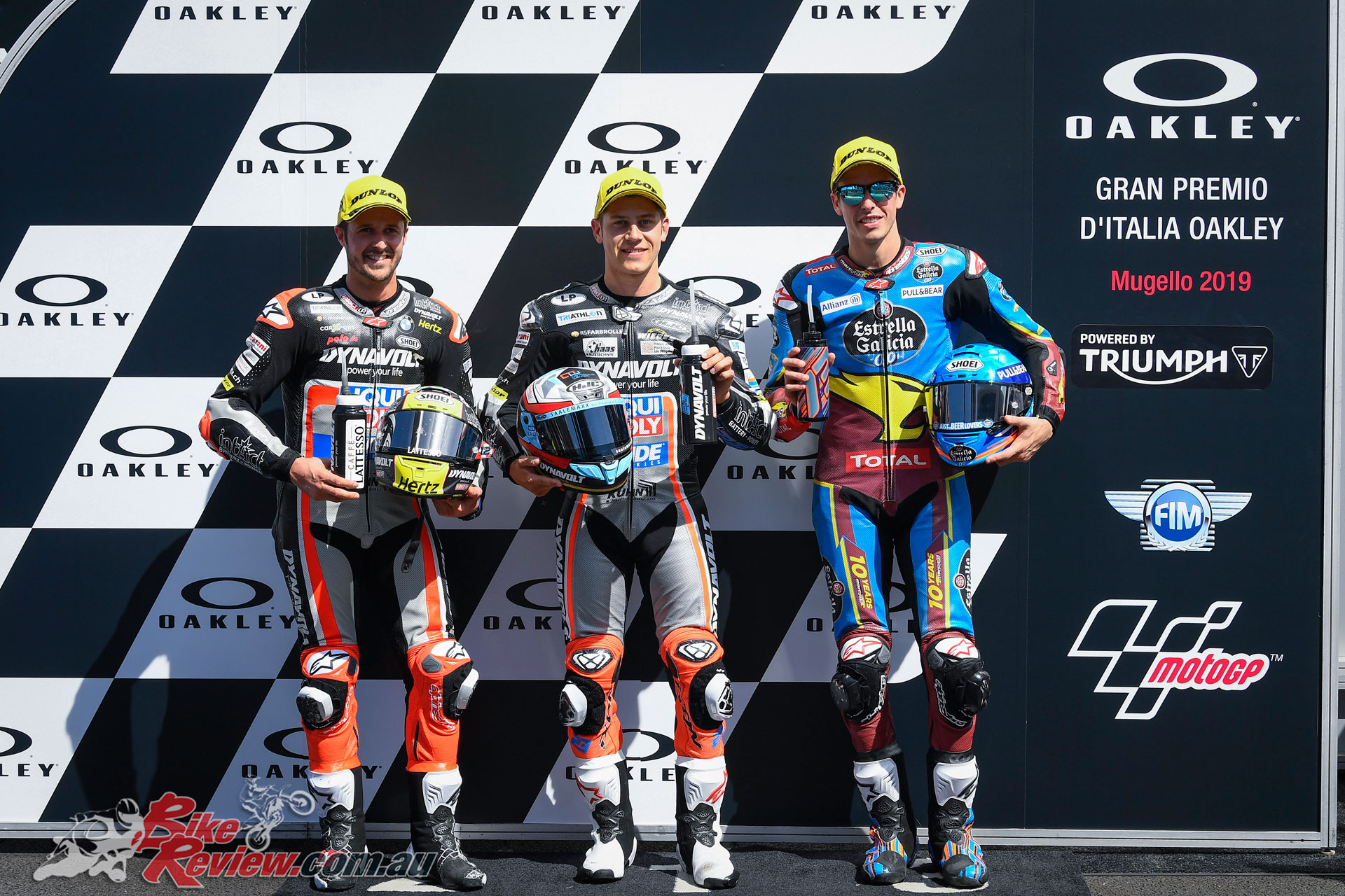 2019 Moto2 Mugello Qualifying Top 3 -