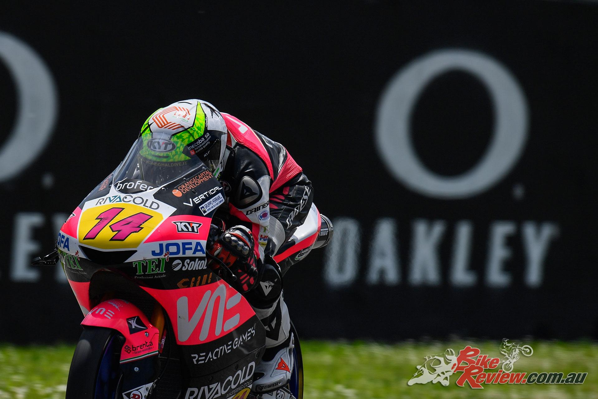 Tony Arbolini - Mugello MotoGP 2019