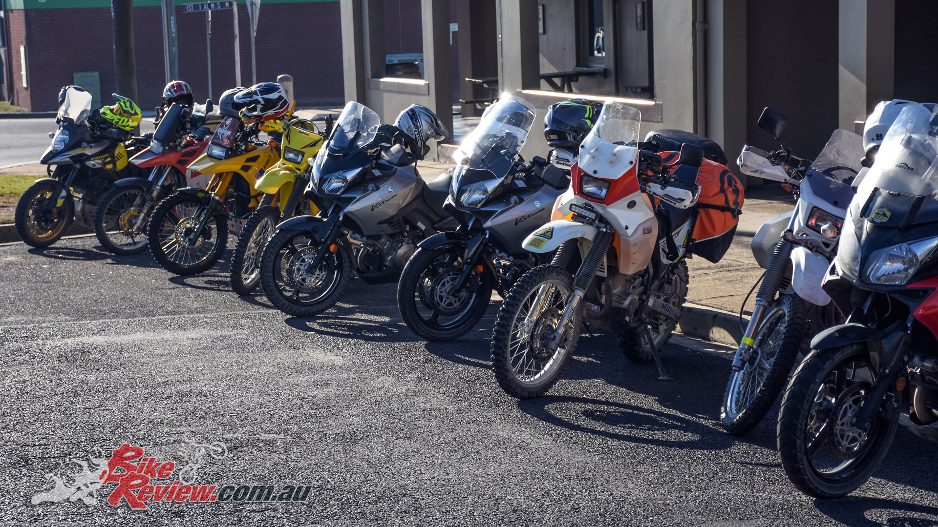 2019 Suzuki Adventure Ride