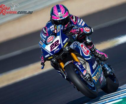 Alex Lowes - Jerez WSBK 2019