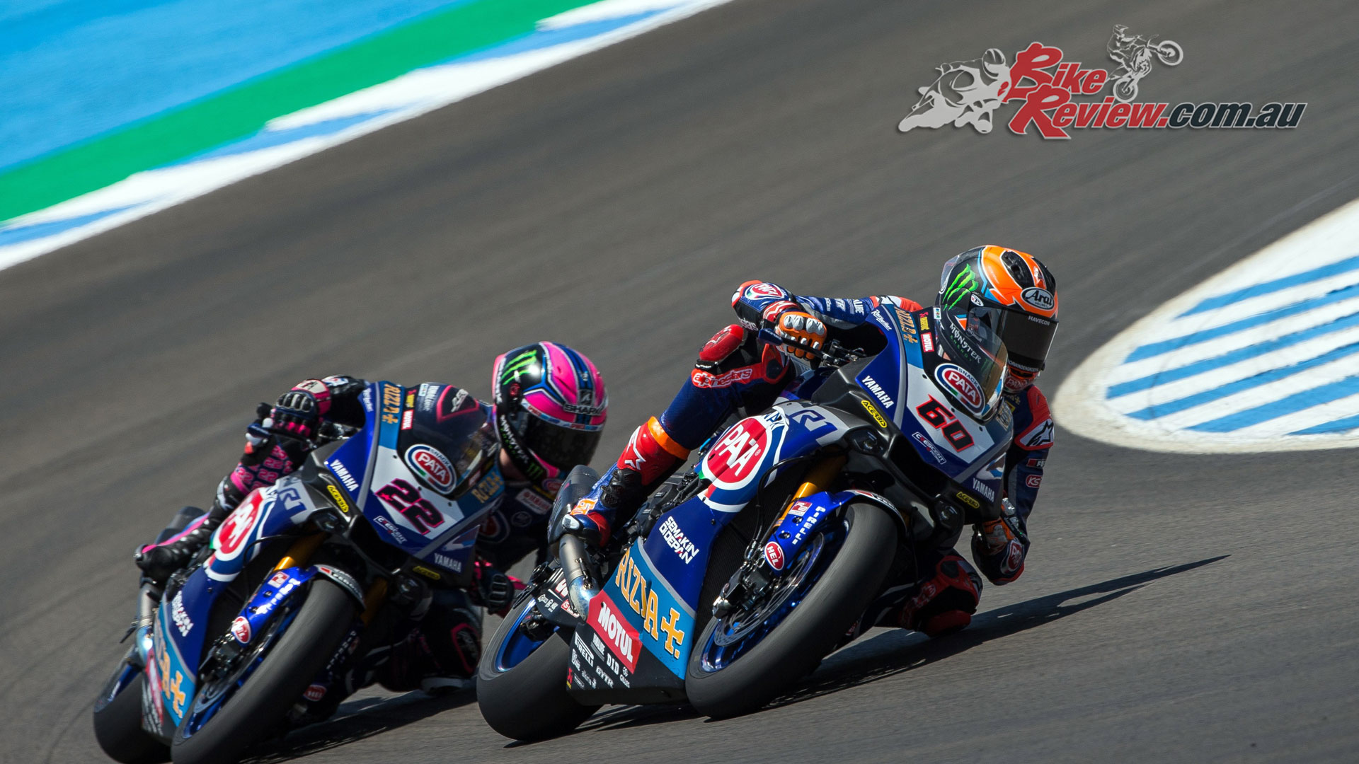 Michael van der Mark - Jerez WSBK 2019