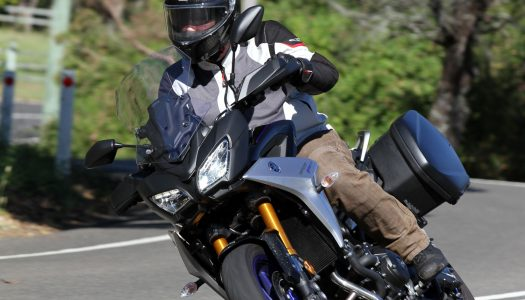 Review: 2019 Yamaha Tracer 900 GT