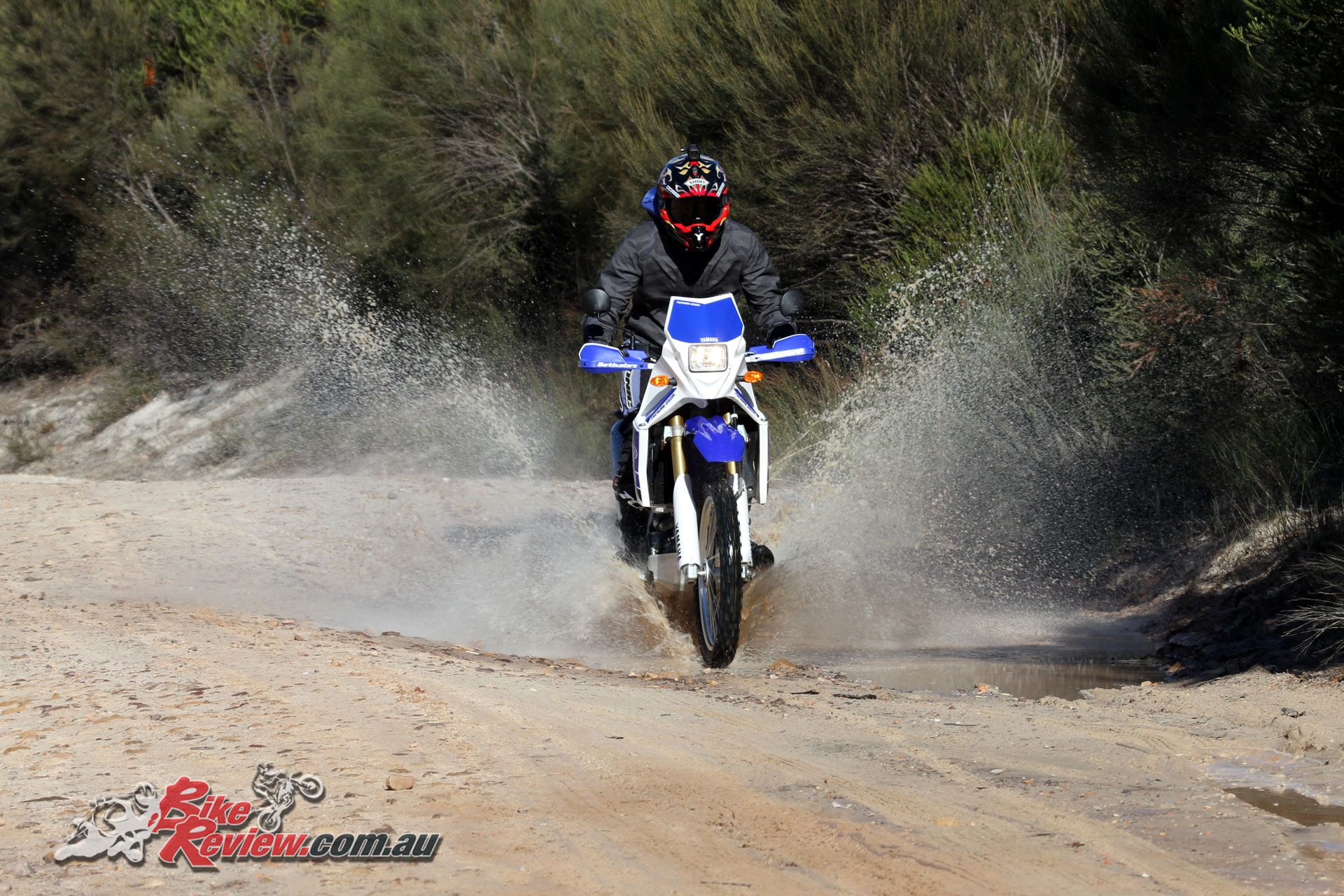 Yamaha have always been good at building genuinely versatile road trail bikes and the WR250R has kept that tradition going for a while now.