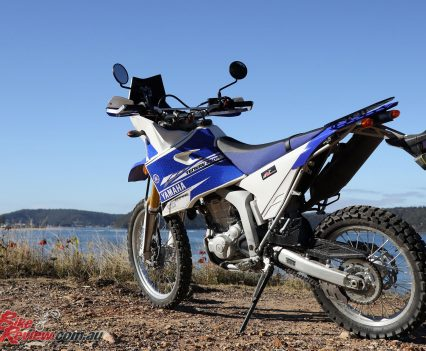 Project WR250R 'Tenere 250R'