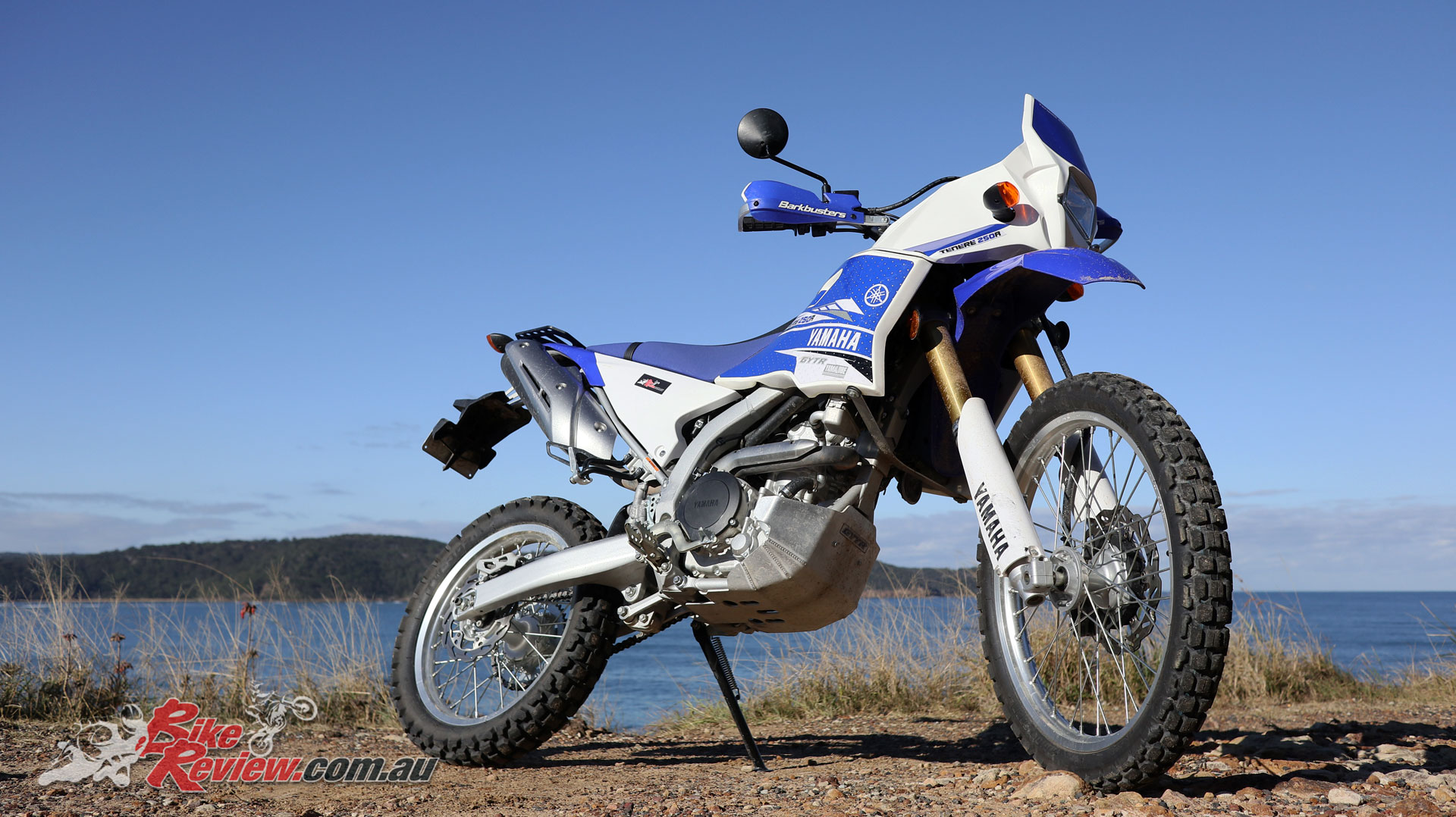 Project 2019 Yamaha WR250R joins the BikeReview.com.au stable