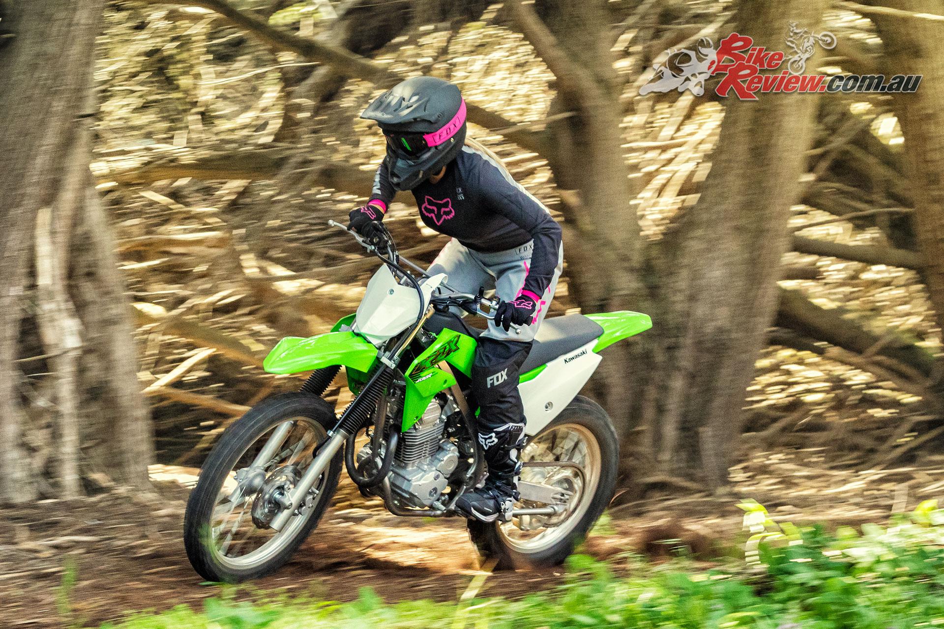 New Model 2020 Kawasaki Klx230r Bike Review