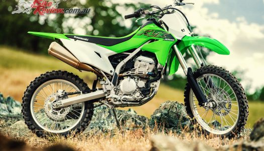 New Model: 2020 Kawasaki KLX300R