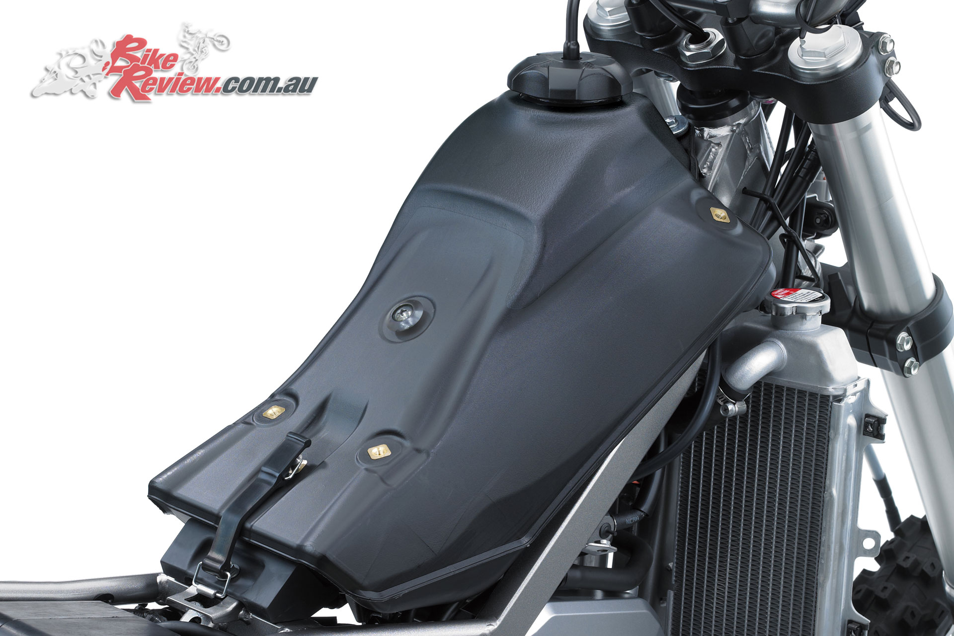 2020 Kawasaki KLX300R - 7.9L fuel tank