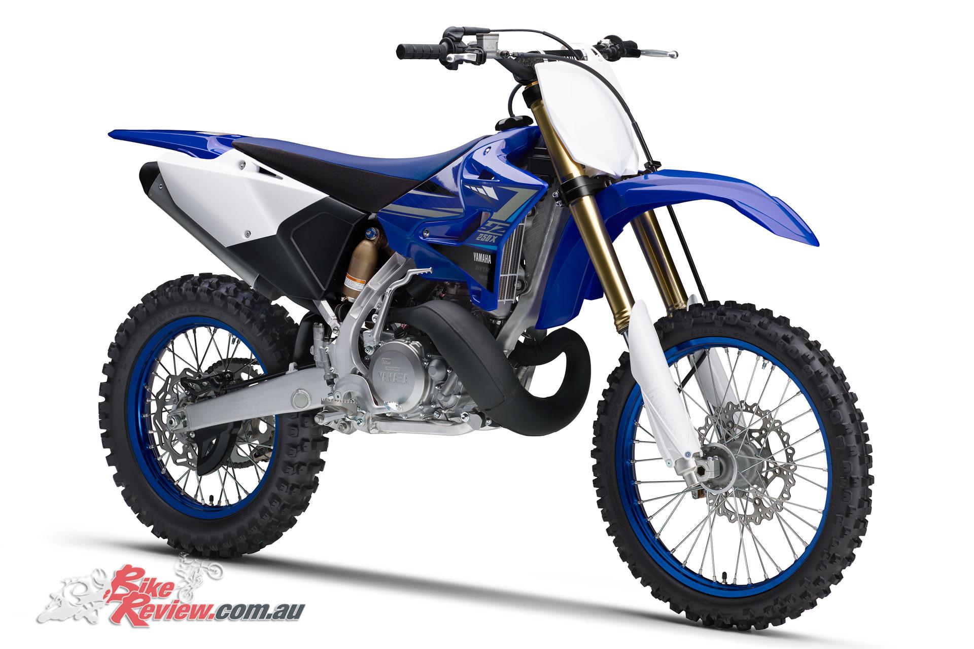 2020 Yamaha YZ250X