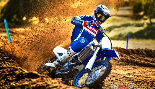 Model Update: 2020 Yamaha YZ450F & YZ MX'ers range