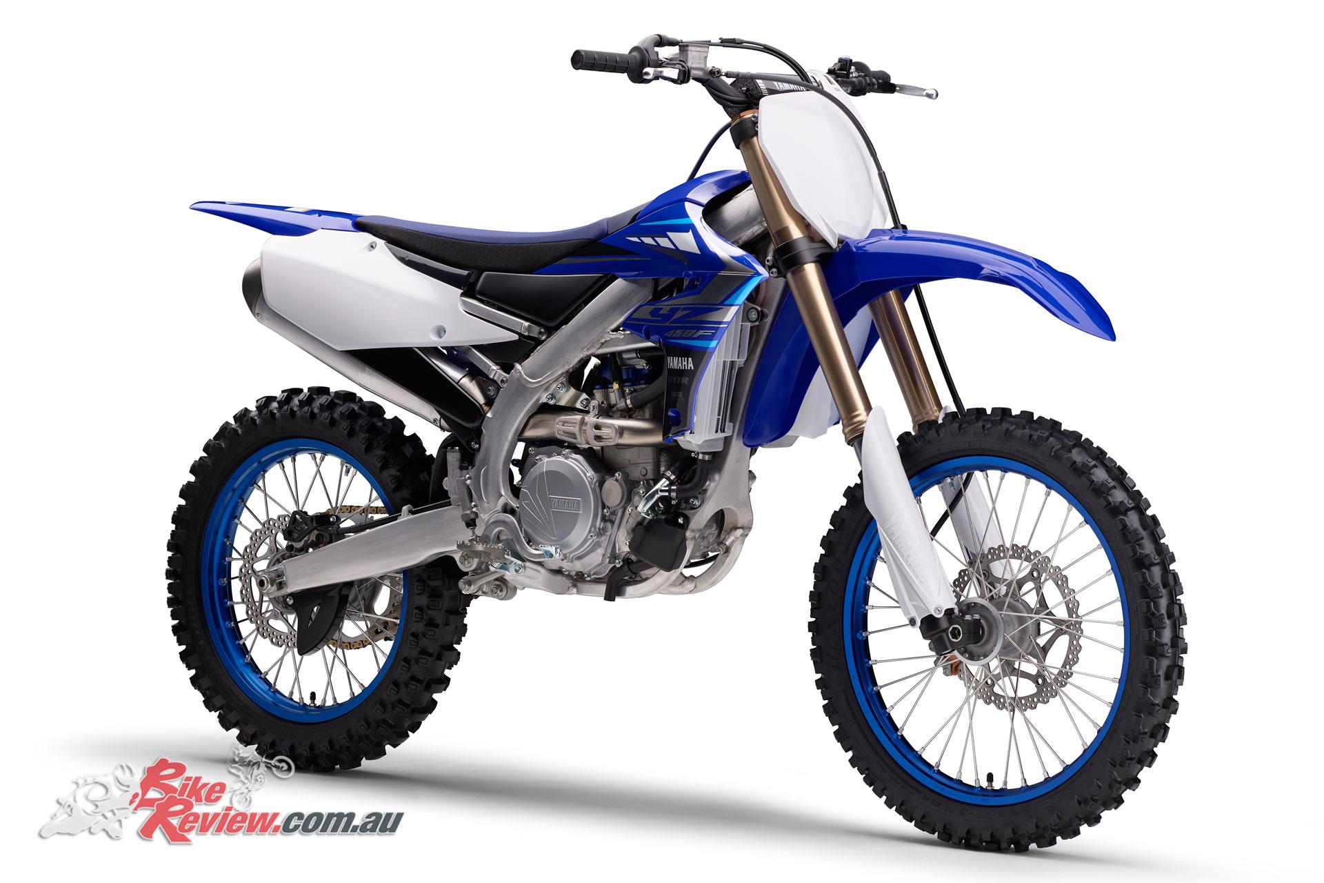 2020 Yamaha YZ450F announced!