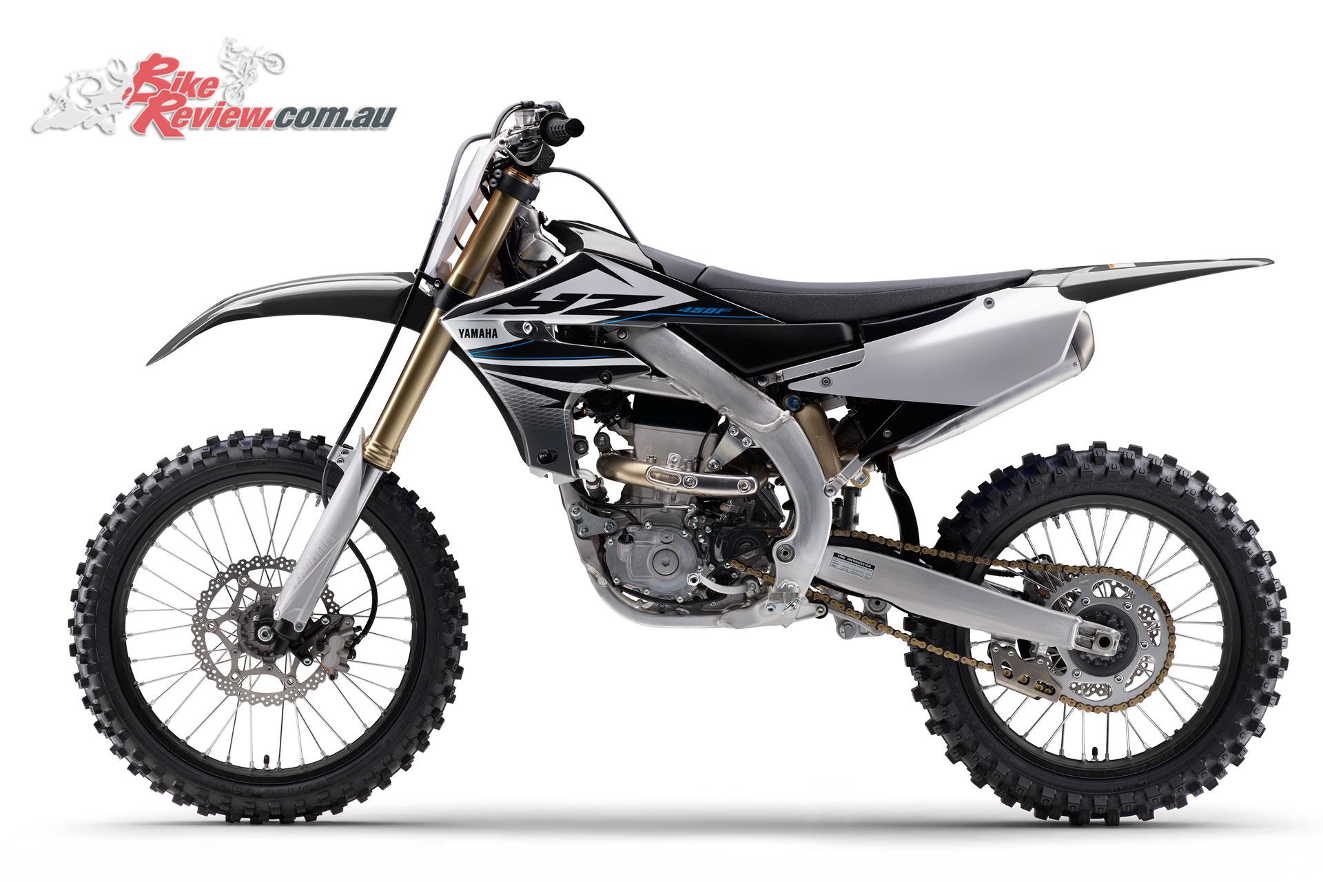 2020 Yamaha YZ450F
