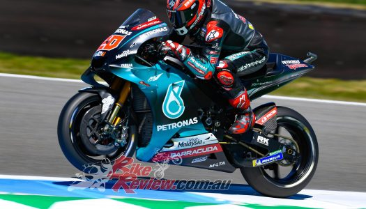 Quartararo youngest MotoGP back-to-back polesitter