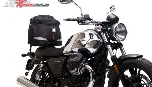 New Product: Ventura Luggage for Moto Guzzi V7 III