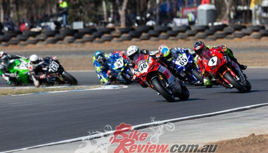 ASBK rounds two and three announced for the 2021 season