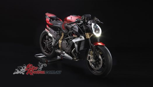 MV Agusta Brutale 1000 Serio Oro Available For $68,880 Ride Away