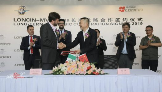 MV Agusta the latest premium brand to go Chinese