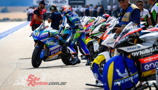 MotoE Gallery: First Race, Sachsenring 2019, history made
