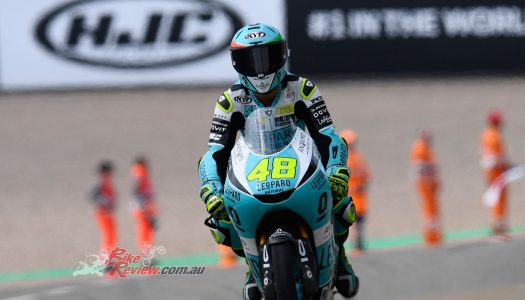 Moto3: Leopard Racing one-two at Sachsenring, Canet 3rd