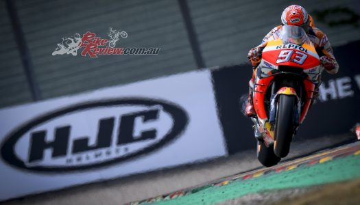 Marc Marquez makes it 10 successive poles in Sachsenring!