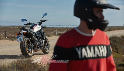 Custom Review: Yamaha XTribute XSR700 scrambler