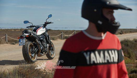 Custom Review: Yamaha XTribute XSR700 scrambler