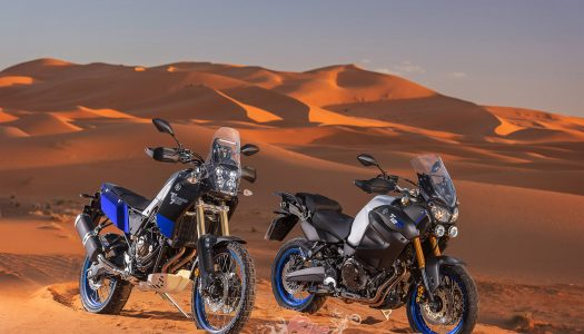 Yamaha Tenere 700 wins prestigious Red Dot Award