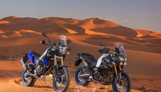 Compared: Yamaha Tenere 700 & 1200. Big or Small?