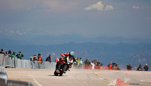 Video: Rennie Scaysbrook's Pikes Peak Record Run