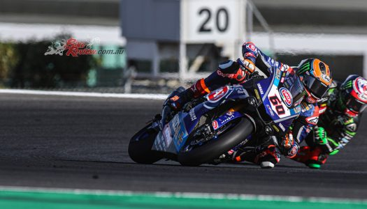 Lowes leads the pack as Portimao Official WorldSBK Test concludes