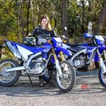 Yamaha Day $10,000 prize won and spent wisely on WR250F.