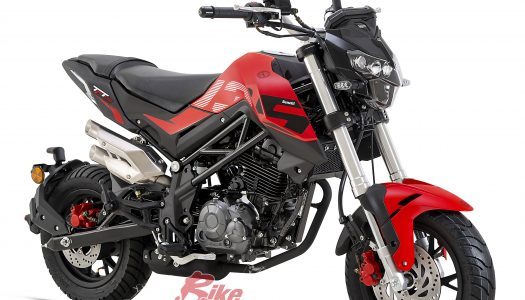 2019 Benelli TNT 135 is here now, $3,990 Ride Away, $18* per week!
