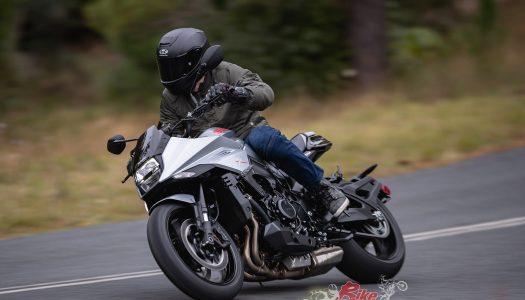 Review: Launch report, 2020 Suzuki GSX-S1000 KATANA