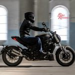 New Model: The Benelli 502C Urban Cruiser is here…