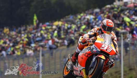 Magic Marc Marquez takes best pole of career at Brno!