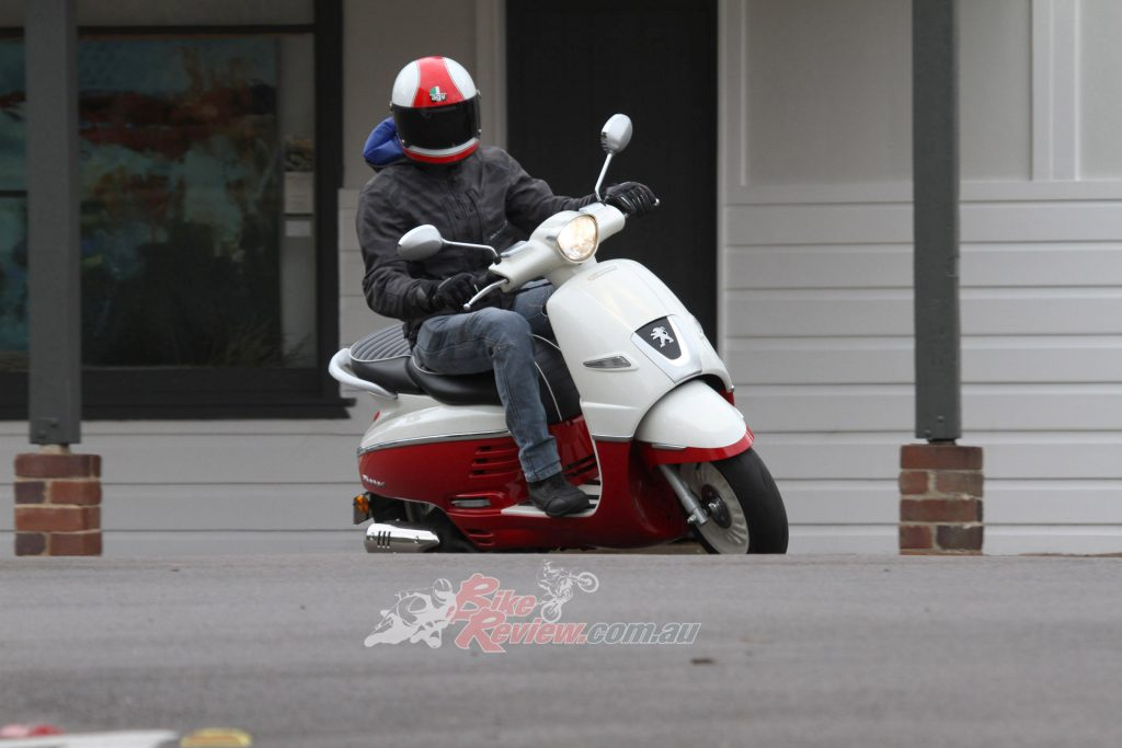 The 2020 Peugeot Django scooter now comes in a variety of new colours so buyers have plenty of choice!