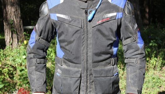 Gear Review: 2019 DRIRIDER RallyCross Pro 3 Jacket