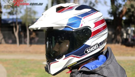 Gear Review: Shoei Hornet ADV Helmet