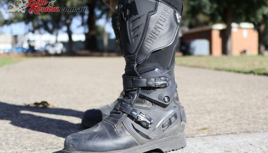 Product Review: First Impressions, SIDI Adventure 2 Boots
