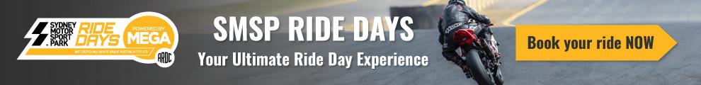 SMSP Ride Days