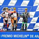 Aron Canet takes Moto3 Victory in Aragon by four seconds
