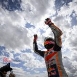 Marquez reigns MotorLand ahead of Dovizioso and Miller