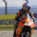 Brad Binder blasts to second Moto2 win for KTM this year