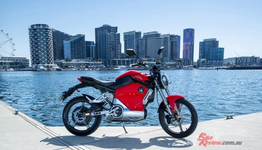 Super Soco TS1200R electric bike $3,990 ride away!