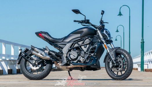 Review: 2020 Benelli 502C LAMS cruiser